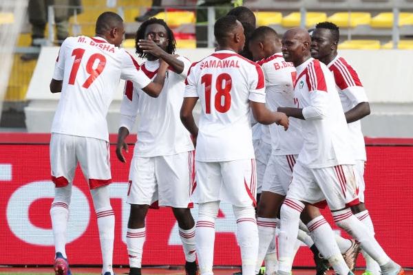 فرحة سودانية في أولى مباريات (شان) أفريقيا