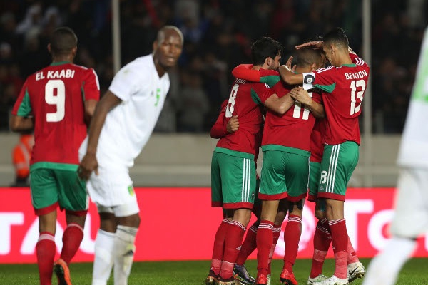 فرحة مغربية في أولى مباريات (شان) أفريقيا