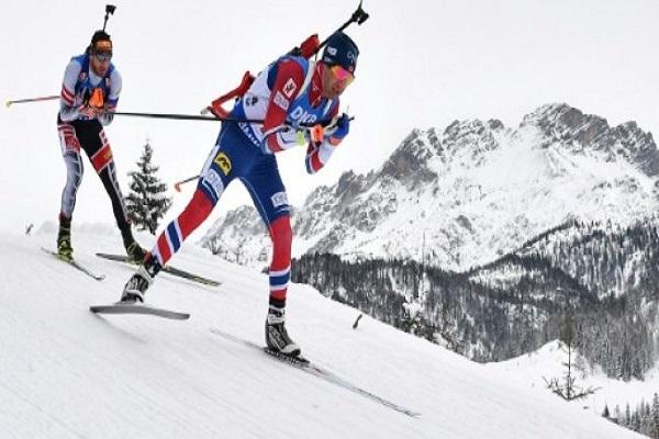 بطل البياتلون النروجي الأكثر تتويجا في العالم لن يشارك بأولمبياد 2018