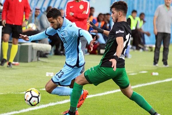 شباب الأهلي يحرم حتا من فوز تاريخي في الدوري الإماراتي