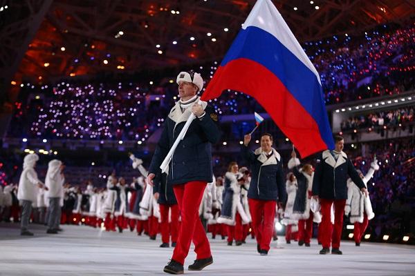 42 روسيا استبعدوا من الألعاب الأولمبية يستأنفون العقوبة