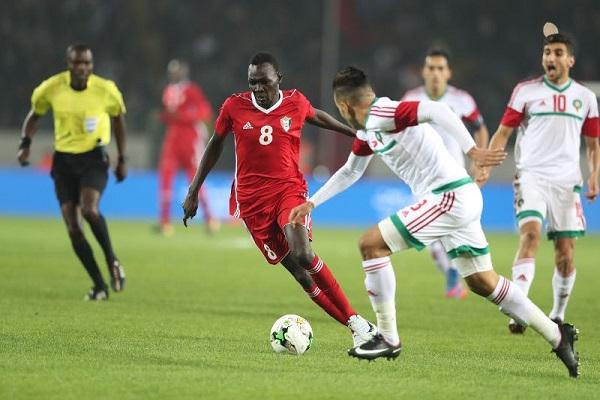 تعادُل المغرب والسودان في بطولة أفريقيا للمحليين