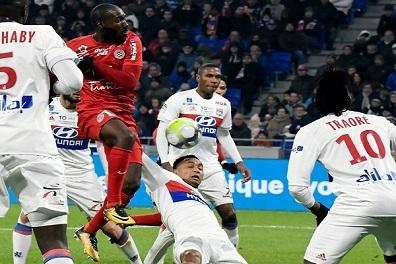 مونبلييه-ليون في ثمن نهائي كأس فرنسا والقرعة تخدم سان جرمان ومرسيليا