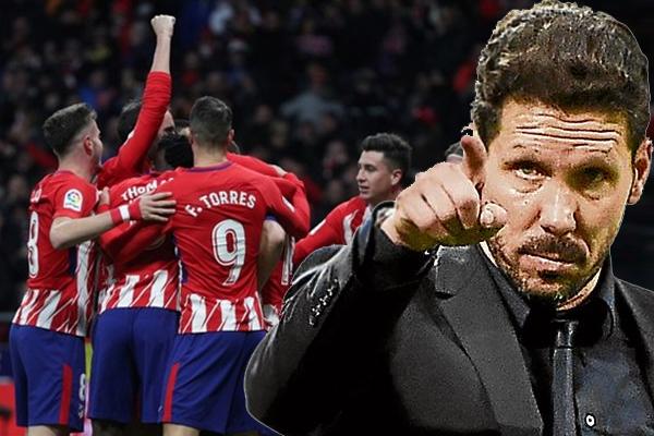 يترقب نادي أتلتيكو مدريد تسجيل هدفه رقم 600 في كافة المسابقات الرسمية المحلية والدولية تحت إشراف مدربه الأرجنتيني دييغو سيميوني