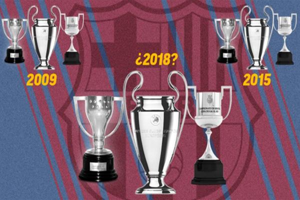 برشلونة بات مرشحاً لتحقيق