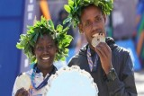 لقب أول للأثيوبي ديسيسا ورابع للكينية كيتاني في ماراتون نيويورك
