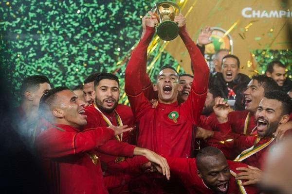 المغرب تتوج باللقب
