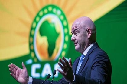 إنفانتينو يشدد على النزاهة في اختيار مضيف مونديال 2026