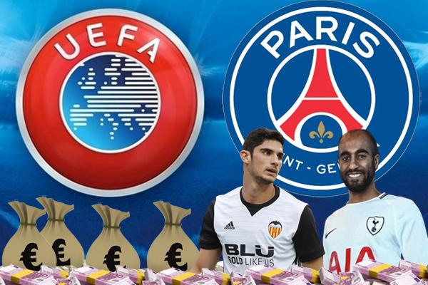 مخاوف نادي باريس سان جيرمان من الوقوع في اختراق قواعد نظام اللعب المالي النظيف قد زالت  بعد بيع لاعبيه وانتظار عقد رعاية جديد