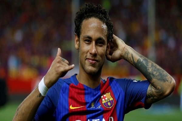 برشلونة يهنئ نيمار بعيد ميلاده ال26 !