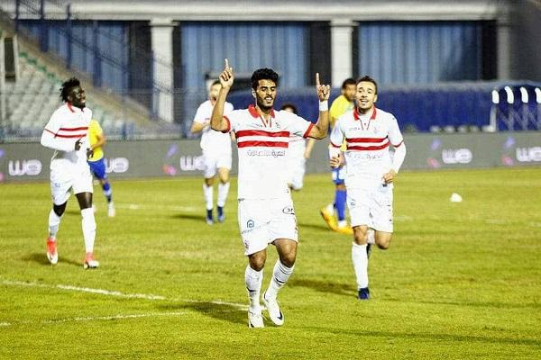 الزمالك يعزز مركزه الرابع في الدوري المصري