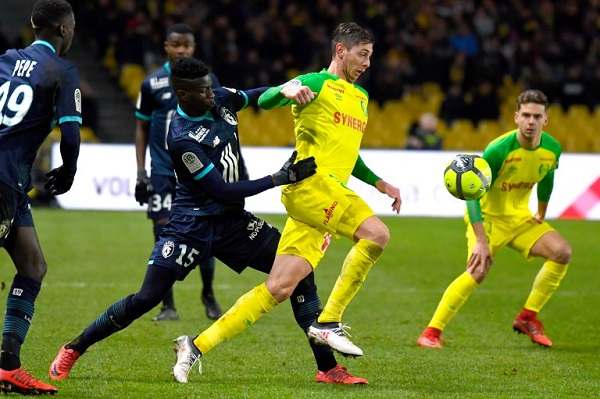 نانت يسقط في فخ التعادل مع ليل في الدوري الفرنسي
