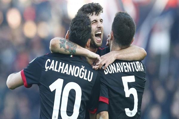 ميلان يواصل انتفاضته في الدوري الإيطالي