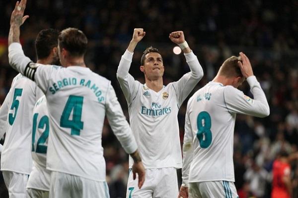 رسالة قوية من ريال مدريد ورونالدو قبل استقبال سان جرمان