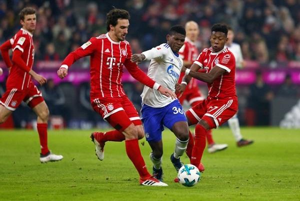 باير ليفركوزن-بايرن ميونيخ في نصف نهائي كأس ألمانيا