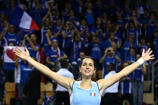ملادينوفيتش تنقل فرنسا إلى نصف نهائي كأس الاتحاد لمواجهة الولايات المتحدة
