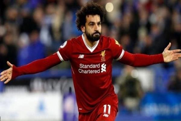 صلاح فاز بلقب أفضل هداف أفريقي في تاريخ الدوري الإنجليزي بحسب استفتاء الفيفا