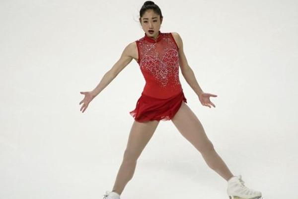 حققت نغازو إنجازا رياضيا جديدا للولايات المتحدة في لعبة التزلج بعد تنفيذ