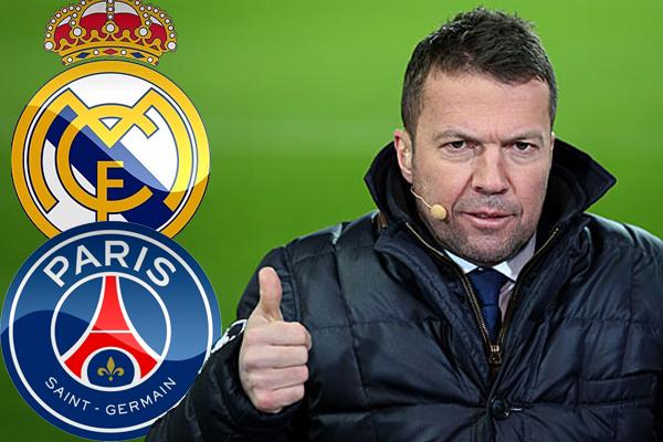 ماتيوس يتوقع ان يحسم باريس سان جرمان التأهل في موقعة الإياب بالعاصمة الفرنسية