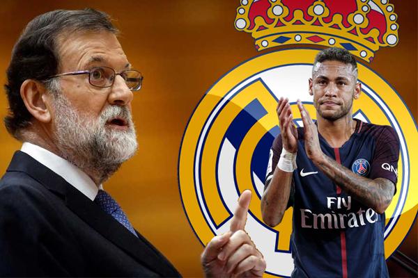 معارضة راخوي بانتقال نيمار إلى العاصمة الإسبانية مرتبطة بشكل مباشر بنادي برشلونة