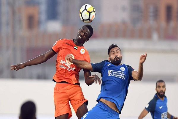 النصر يعزز مركزه الرابع في الدوري الإماراتي