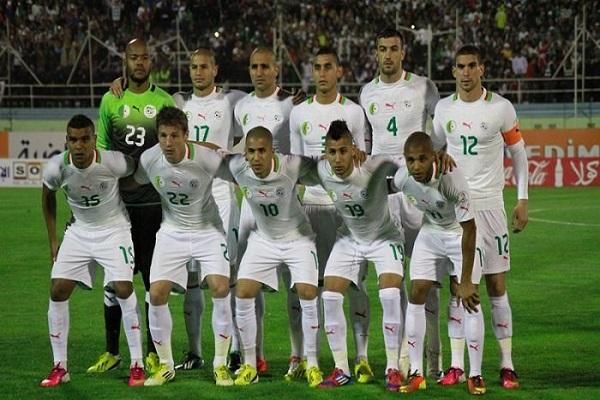 المنتخب الجزائري يواجه إيران وتنزانيا وديا في مارس