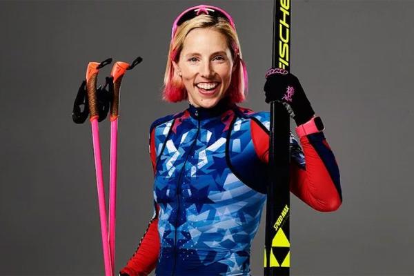 ستدخل الاميركية كيكان راندال اللجنة الاولمبية الدولية بعد ان تم انتخابها من قبل الرياضيين المشاركين في الالعاب الاولمبية الشتوية