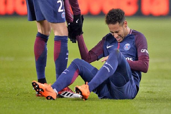 زيدان يأمل بتعافي نيمار قبل مباراة الإياب