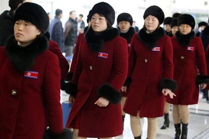 كوريا الشمالية تحرز ميدالية ذهبية لمهاراتها الدبلوماسية في الاولمبياد