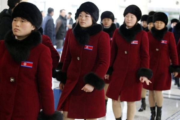 بعثة كوريا الشمالية