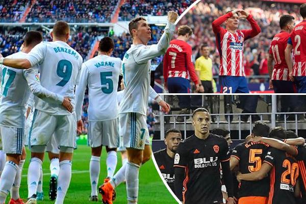 سجل نادي ريال مدريد عودة قوية في الجولات الأخيرة من بطولة الدوري الإسباني تؤكد تعافيه من الأزمة التي عرفها في بداية الموسم