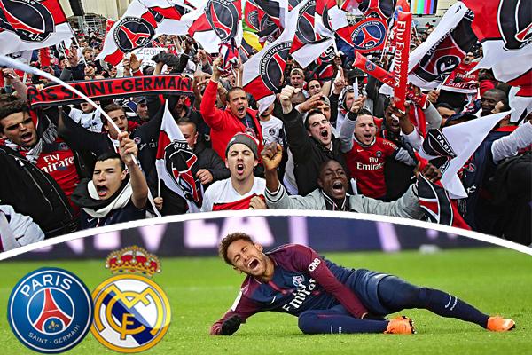 بحسب الاستطلاع فإن نسبة التفاؤل لدى الفرنسيين قد بلغت 50% يرون بأن الفريق الباريسي قادر على الظفر بورقة الترشح حتى في حال غياب نيمار