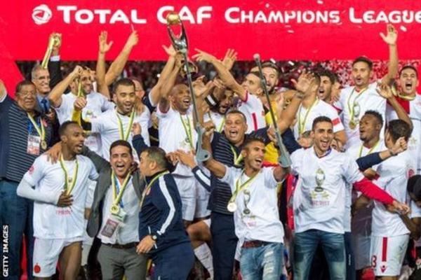 حصل الوداد المغربي على لقب دوري أبطال أفريقيا 2017