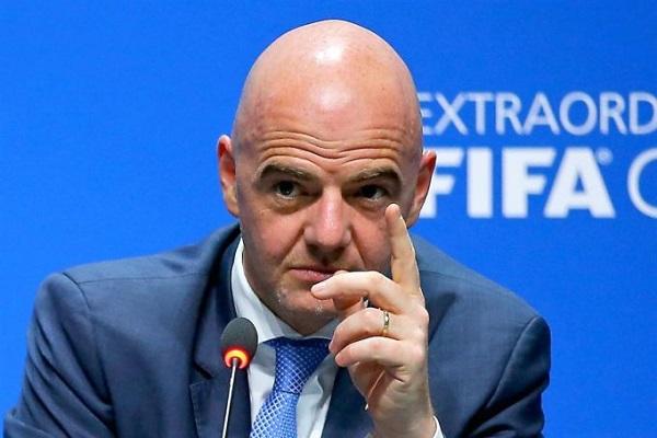 إنفانتينو يدعو لفصل السياسة عن كرة القدم في علاقة السعودية وإيران