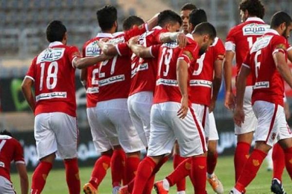 الأهلي على بعد نقطة من لقب الدوري المصري