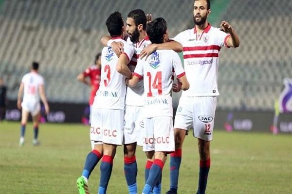 الزمالك ثانيا في الدوري المصري بانتظار مباراة الإسماعيلي