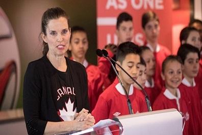 كندا تعلن دعمها المبدئي لملف الترشيح الثلاثي لمونديال 2026