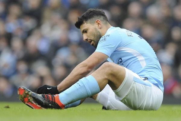 أغويرو ضمن تشكيلة الأرجنتين لمباراتي إيطاليا وإسبانيا رغم الإصابة