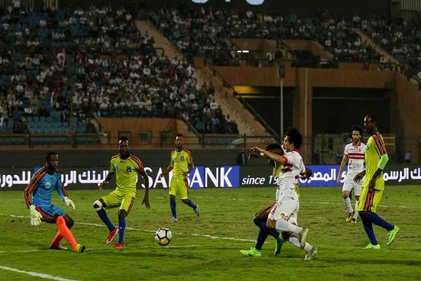 الزمالك يودع كأس الاتحاد الأفريقي بركلات الترجيح