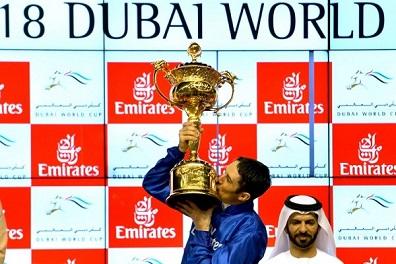 ثاندر سنو يعيد الإمارات إلى منصة التتويج