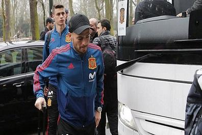 المنتخب الإسباني يحرر دافيد سيلفا