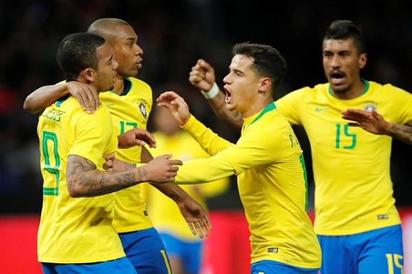 فوز معنوي للبرازيل على ألمانيا بهدف نظيف