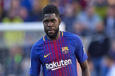 مورينيو يستثمر في مشاكل أومتيتي مع برشلونة