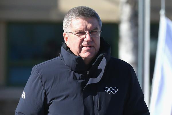 اكدت اللجنة الاولمبية الدولية ان وفدها الذي وصل الخميس الى بيونغ يانغ سيبقى فيها حتى صباح السبت