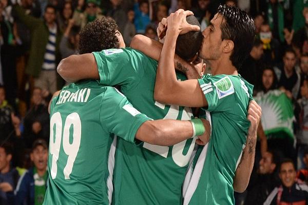 الرجاء البيضاوي يضع قدما في ثمن نهائي كأس الاتحاد الأفريقي