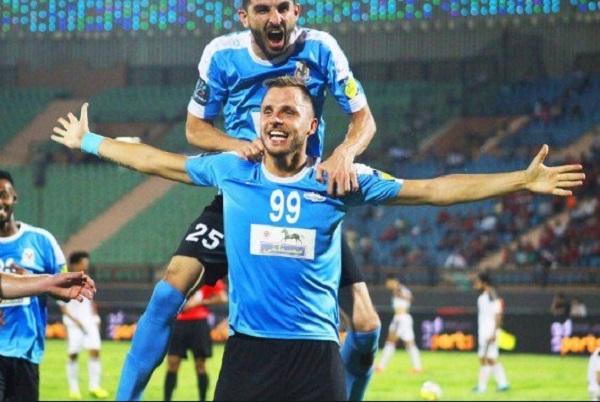 الفيصلي على مشارف الدور الثاني من كأس الاتحاد الآسيوي
