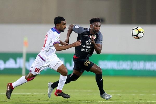 العين وشباب الأهلي يكملان عقد نصف نهائي كأس الإمارات
