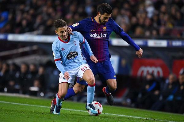 برشلونة يخوض البروفة الأخيرة قبل نهائي الكأس