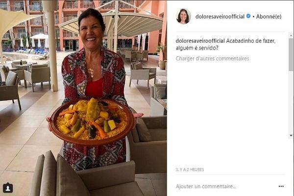 كسكس والدة رونالدو يشعل جدلاً بين المغاربة والجزائريين