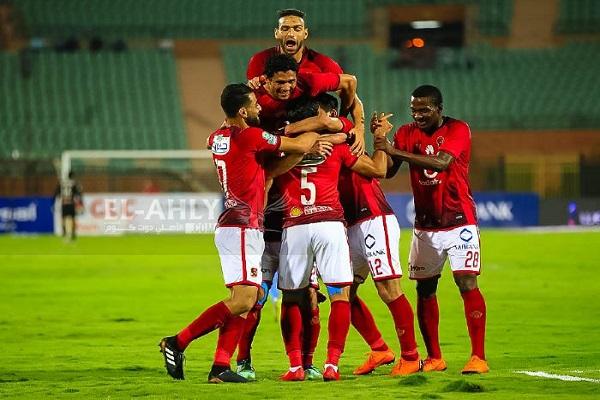 الأهلي يواصل تحطيم الأرقام القياسية في الدوري المصري